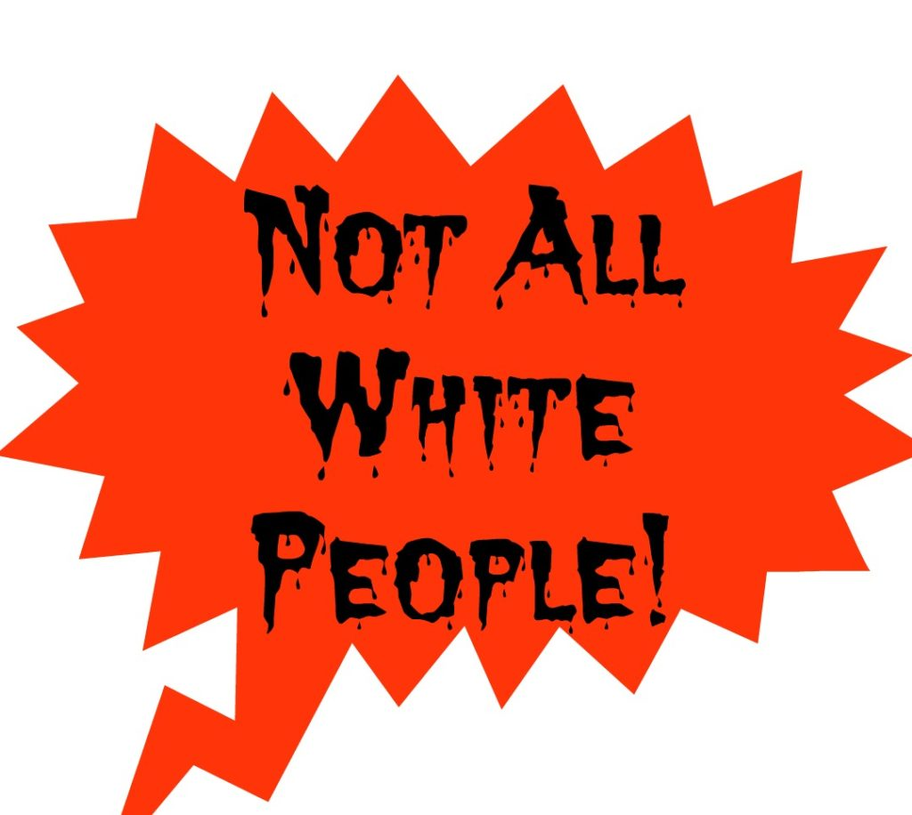 5 Things White People Should Stop Saying In Response To Racial Violence